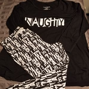 Cacique Pajama Set